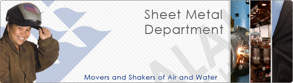 Sheet Metal Department